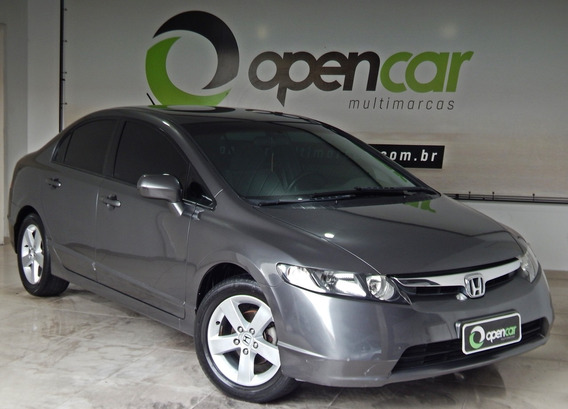 Honda Civic Lx 1.8 16v. Automático