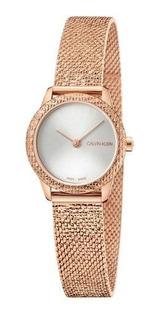 Reloj Calvin Klein Minimal K3m23u26 Mujer   Agente Oficial