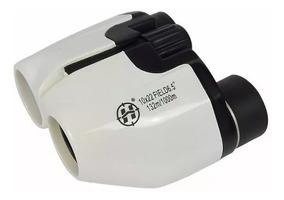 Mini Binoculo Zoom 10x22 Alta Visibilidade Super Alcance