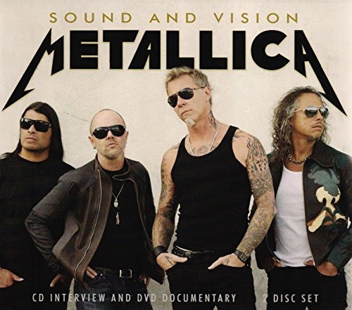 Cd : Metallica - Sound & Vision (with Dvd, 2 Disc)