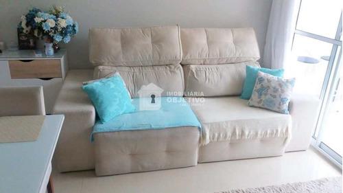 Apartamento Com 3 Dorms, Portal Do Morumbi, São Paulo - R$ 480 Mil, Cod: 4051 - V4051
