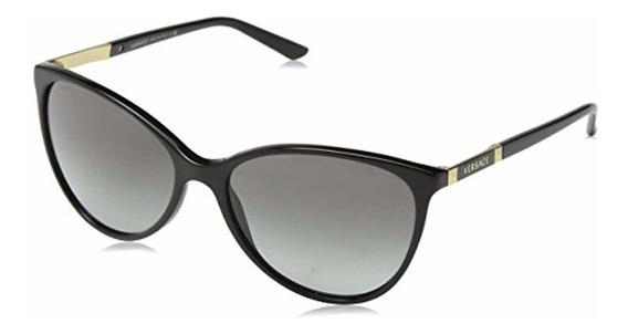 Versace Womens Sunglasses Ve4260 Acetate