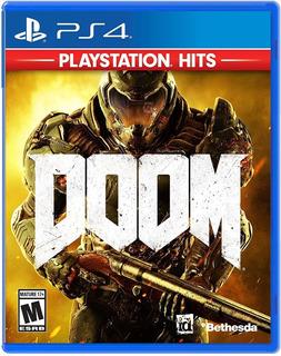 Doom / Juego Físico / Ps4