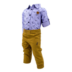 Conjunto De Niño Casual 03637
