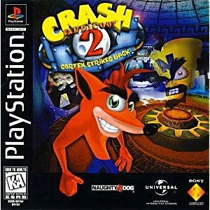 Inbox Crash Bandicoot 2 Patch Playstation One Psx Ps1 Pc Ps2