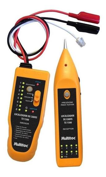 Localizador Teste De Cabo Rede Multitoc Tx1500