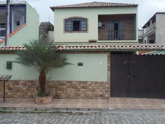 Casa Em Campo Grande, Rio De Janeiro/rj De 135m² 3 Quartos Para Locação R$ 2.500,00/mes - Ca194989