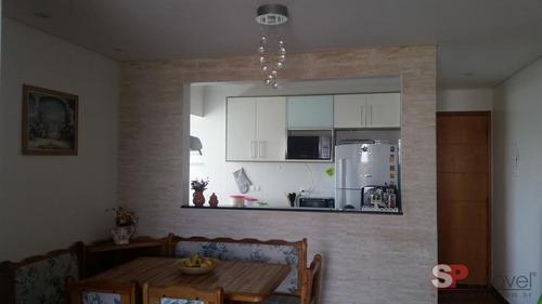 Apartamento Para Venda Por R$390.000,00 - Vila Guilherme, São Paulo / Sp - Bdi19338
