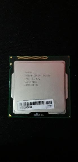 Processador Intel Core I3 3.30ghz 2120 De Segunda Geração