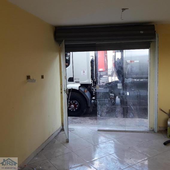 Salão Comercial Em Barueri No Jd. Dos Camargos Para Locação - Sl0010