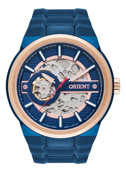Relogio Orient Automatico Esqueleto - Nh7br001 D1dx