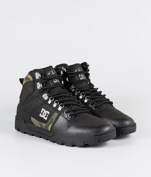 Botas Dc Shoes Camuflaje, Contra Agua Para Nieve