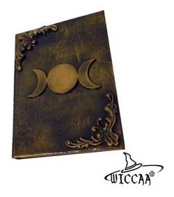 Livro Das Sombras Diário Grimório Book Of The Shadows Mod1tl