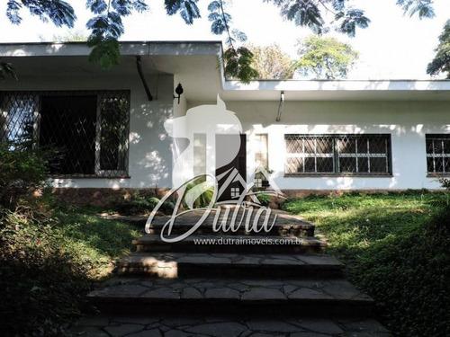 Imagem 1 de 15 de Casa Cidade Jardim 500m² 4 Dormitórios 1 Suíte 6 Vagas - 528b-68cd