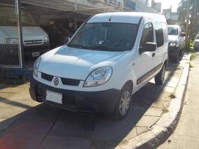 Renault Kangoo 1.5 Dci Comfort A/a Y D/a 2012 Blanca