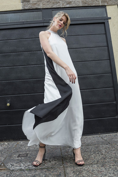 Vestido Magnolia Línea A | Taio Ss-20