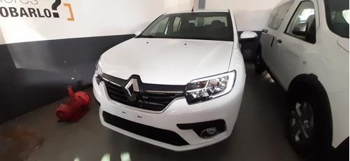 Renault Logan Intense Mn 1.6 115 Cv 0km 2021 (LG)