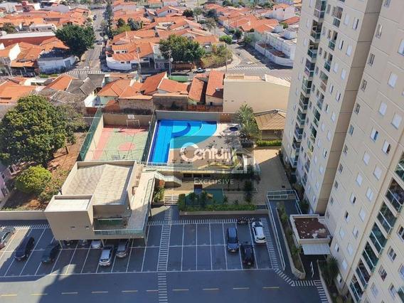Apartamento Para Venda E Locação No Residencial Duetto Di Mariah Em Indaiatuba/sp. - Ap0194