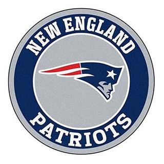 Fanmats Fanmats 17966 Nfl New England Patriots Roundel Mat
