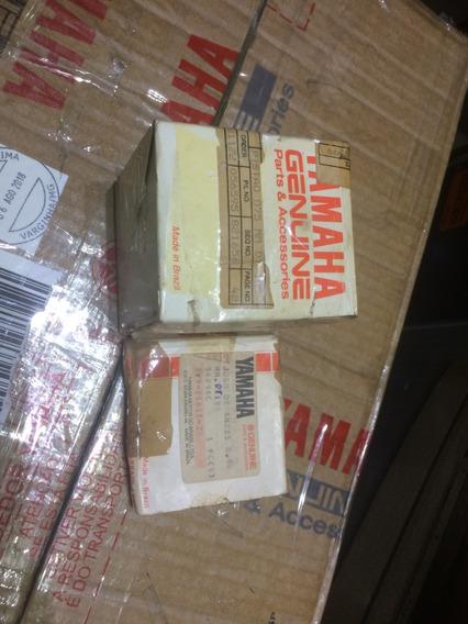 Pistão E Anéis Std Dt180 Tdr180 Original Yamaha Dt 180