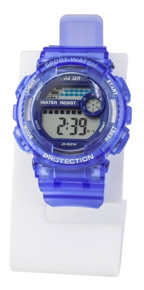 Relógio Feminino Digital Pulso A Prova D