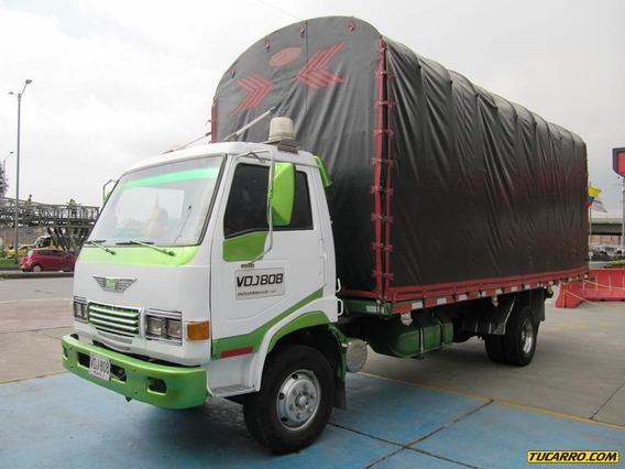Camion Hino Fc500 - Estacas
