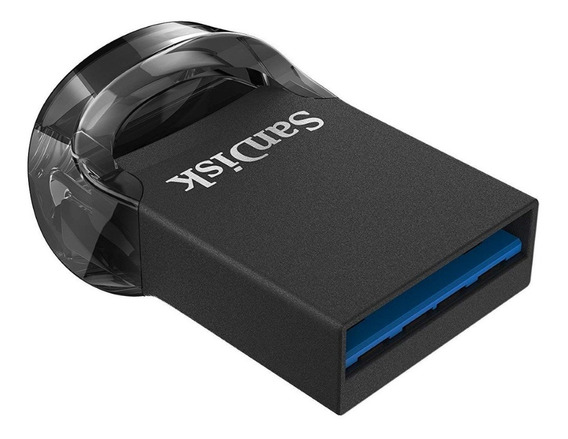 Pendrive Usb 3.1 - 256gb - Sandisk Ultra Fit - Sdcz430-256g-g46