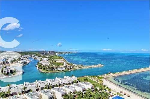 Departamento En Renta En Cancun En Novo Puerto Cancun 3 Rec