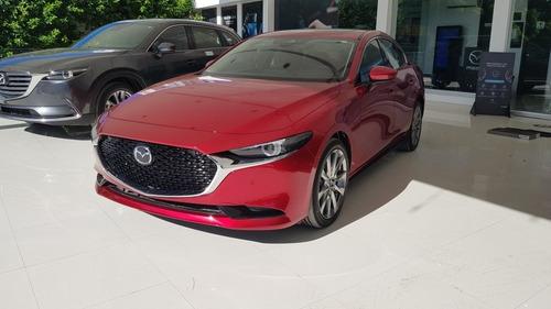 Mazda 3 Grand Touring 2.5  Automático Rojo Diamante