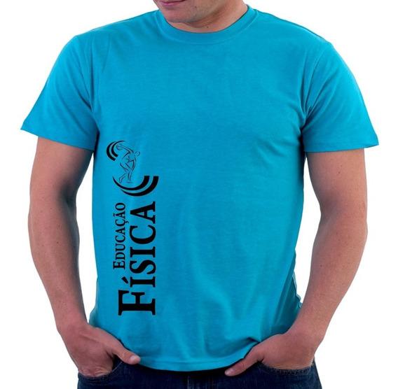 Camisa Camiseta Bacharelado Em Ed Fisica Educador Esportiva