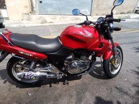 Honda Cb 500 Ano 98 Modelo 99