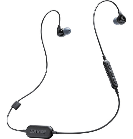 Shure Audífonos In-ear Bluetooth Color Negro Se112-k-bt1