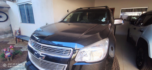 Imagem 1 de 15 de Chevrolet S10 2015 2.5 Ltz Cab. Dupla 4x4 Flex 4p