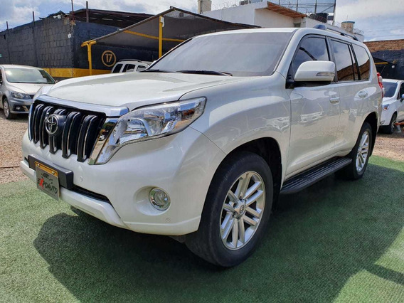 Toyota Prado Txl At 2017 Blindaje 2plus
