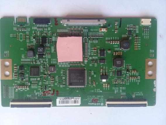 Placa T-con Tv Panasonic Tc- 55fx600b