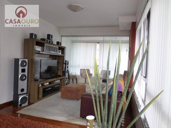 Apartamento Residencial À Venda, Sion, Belo Horizonte. - Ap0400