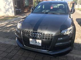 Remato Audi Q7 2015 4.2 Tdi S Line 340hp Autos Puebla Cambio
