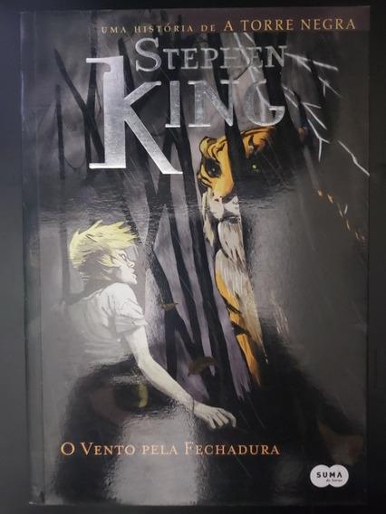 Livro O Vento Pela Fechadura - Stephen King