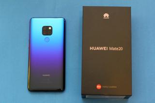 Huawei Mate 20. 128gb. Hma-l29. Novissimo. Na Caixa.