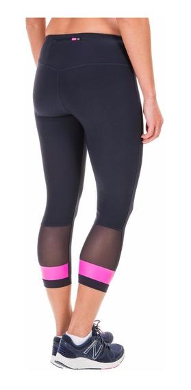 Beauty Gifts Calzas Leggings Azul Con Transparencias Deportivas Mujer Importadas