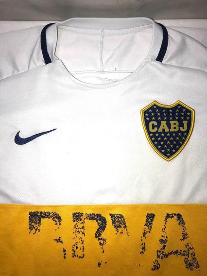 Camisa Do Boca Juniors Da Argentina Branca