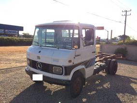 Mercedes-benz Mb 608 1985