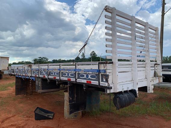 Carroceria De Madeira 8,50m Para Caminhao Truck