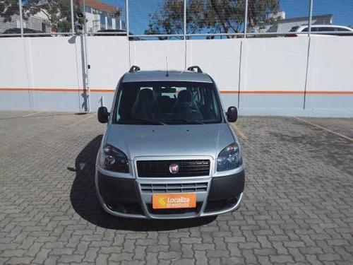 Imagem 1 de 7 de Fiat Doblò 1.8 Mpi Essence 7l 16v Flex 4p Manual