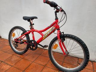 Bicicleta Rodado 20 Importada Marca Orbea