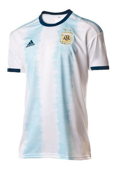 Camiseta Oficial Selección Argentina Local 2019 adidas