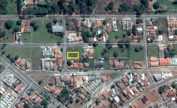Lote 369,00m² (asfalto E Agua) Internacional Park