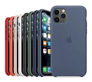 Case Carcasa Silicona Original iPhone 11 11 Pro 11 Pro Max