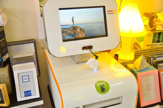 Kiosko Kodak 305 Impresora + Tablet + Hub + Gabinete