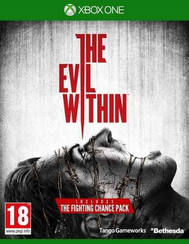 The Evil Within Pack Xbox One Desconectado